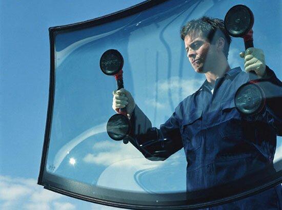Замена лобового стекла ВАЗ 2110 своими руками