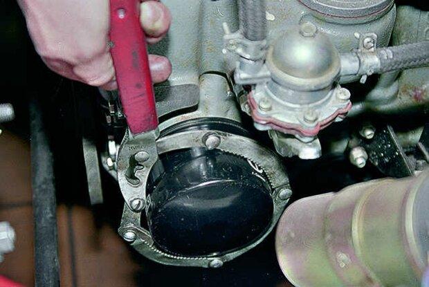Замена масла ваз 2106 двигателе