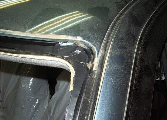 Замена лобового стекла ВАЗ 2110 своими руками - ВАЗ Ремонт 44