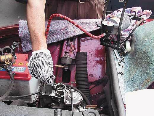 Как своими руками отрегулировать карбюратор ваз-2107