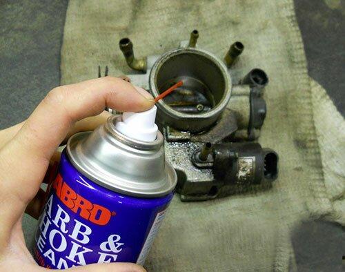 Чистка дроссельной заслонки ваз 2112 16 клапанов
