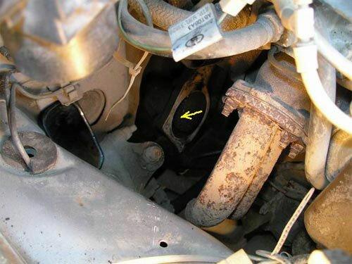 Фото №5 - как заменить бендикс на стартере ВАЗ 2110