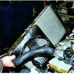 Самостоятельная замена радиатора ВАЗ 2115 — детальная инструкция