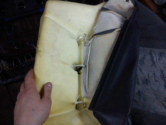 Делаем подогрев сидений ВАЗ 2110 своими руками