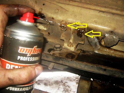 Замена капота ВАЗ 2101 своими руками — детальная инструция