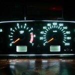 Тюнинг ВАЗ 2115: светодиодная подсветка панели приборов своими руками