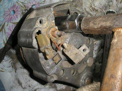 Ремонт генератора ВАЗ 2101 своими руками: разборка, чистка, замена деталей