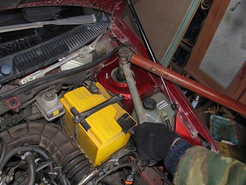 Ремонт рулевого наконечника своими руками