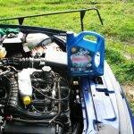 Самостоятельная замена масла в двигателе Лада Приора