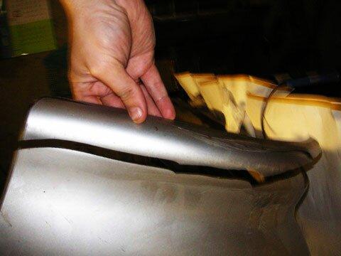 Ремонт бампера ВАЗ своими руками: пайка, шлифовка, шпаклевка, покраска