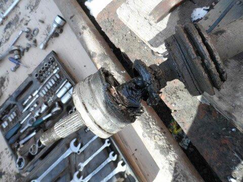 Самостоятельная замена ШРУСа ВАЗ 2108 в домашних условиях