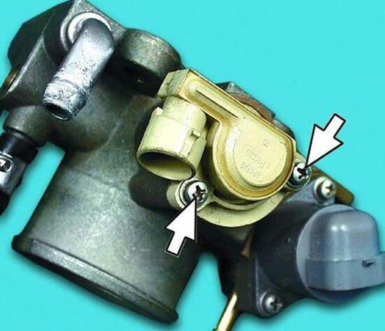 Что такое датчик положения дроссельной заслонки. Как проверить ДПДЗ ВАЗ 2110?