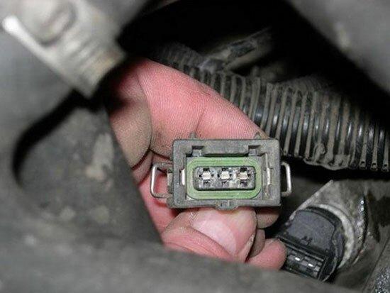 Самостоятельная замена датчика скорости ВАЗ 2110