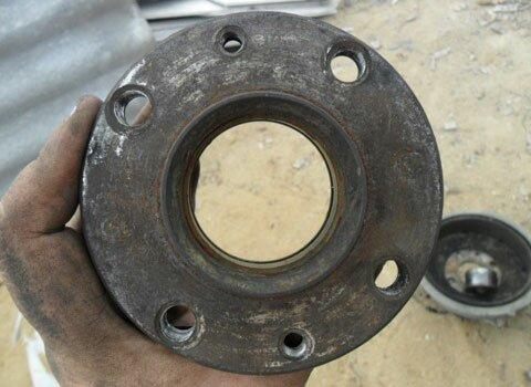 Как заменить подшипник ступицы, а также тормозной барабан ВАЗ 2114