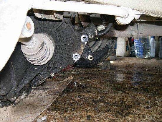 Самостоятельная замена сцепления ВАЗ 2110 в домашних условиях
