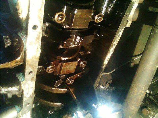Фото №18 - болт крепления шкива коленчатого вала 2110