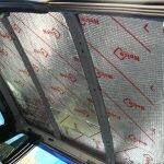 Шумоизоляция и виброизоляция потолка ВАЗ 2115 своими руками