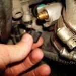 Проверка давления в рампе? Как проверить давление в топливной системе ВАЗ 2115