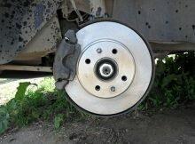 Замена тормозного диска ВАЗ 2114
