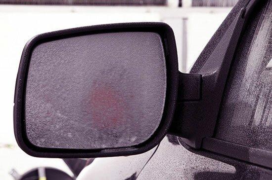 Установка и подключение подогрева зеркал заднего вида на Лада Гранта
