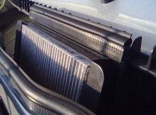 Установка адаптера салонного фильтра на ВАЗ 2115 своими руками