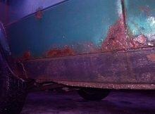 Как убрать ржавчину с кузова авто? Удаление ржавчины разными способами